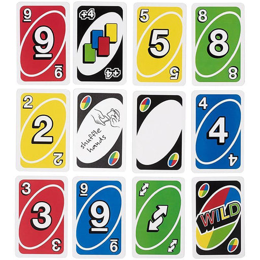 108Pcs Uno Cards Game Poker Funny Uno Game Collection Entertainment Cards Toy For Family Party-Hobby & Collectibles-Makiki Store-EpicWorldStore.com
