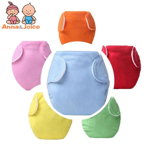 10Pcs Baby Diapers/Children Cloth Diaper/Reusable Nappies/Adjustable Diaper Cover/Washable Trx0017-Toilet Training-Ningbo Chenfa trade co., LTD-EpicWorldStore.com
