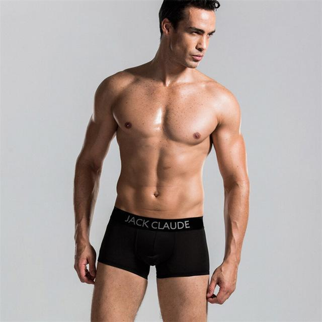 ff122a809c3 11 Colors Male Panties Stylish Underwear Mens Boxers Top Quality Modal Black  Underwear Shorts Men-