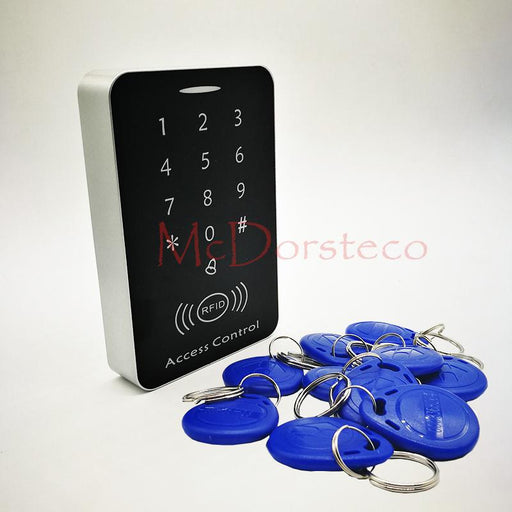 125Khz Rfid Proximity Card Access Control System Rfid/Em Keypad Card Access Controller Door Opener-mcdorsteco Official Store-No Keyfobs-EpicWorldStore.com