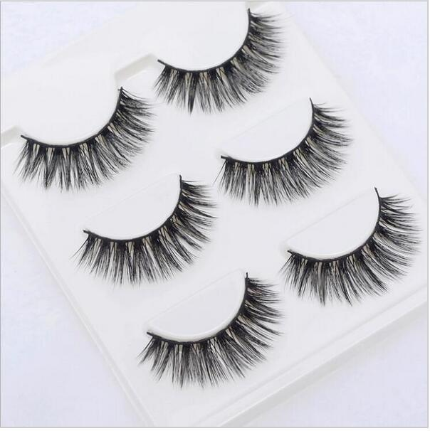 13 Different Styles Stylish 100% Handmade 3D Mink Hair Beauty Thick Long False Mink Eyelashes Fake-Makeup-Sexy eyelash Store-3DZ08-EpicWorldStore.com