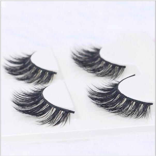 13 Different Styles Stylish 100% Handmade 3D Mink Hair Beauty Thick Long False Mink Eyelashes Fake-Makeup-Sexy eyelash Store-3DZ09-EpicWorldStore.com