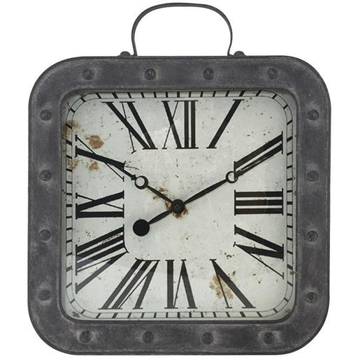"13.75"" Metal Pocket Watch Wall Clock-Housewares & Personal Care-WESTCLOX(R)-EpicWorldStore.com"