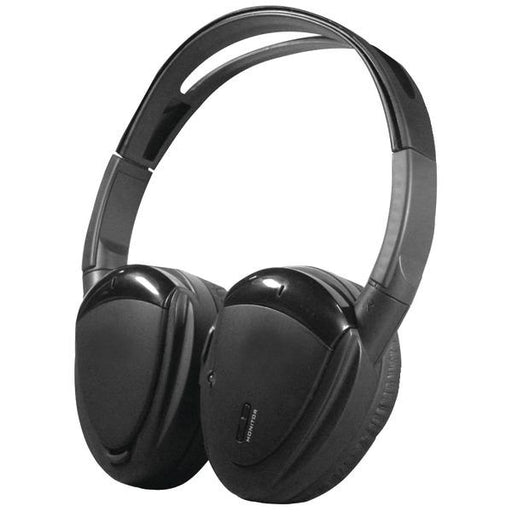 2-Channel Rf 900Mhz Wireless Headphones With Swivel Earpads-Automotive Marine & GPS-POWER ACOUSTIK(R)-EpicWorldStore.com