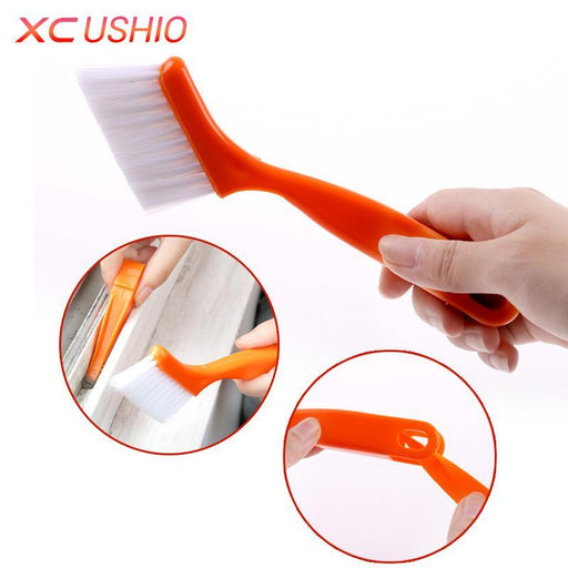 2 In 1 Multipurpose Window Groove Cleaning Brush Nook Cranny Household Keyboard Home Kitchen Folding-Household Cleaning-XC USHIO Sweety Sweety House Store-Blue-EpicWorldStore.com