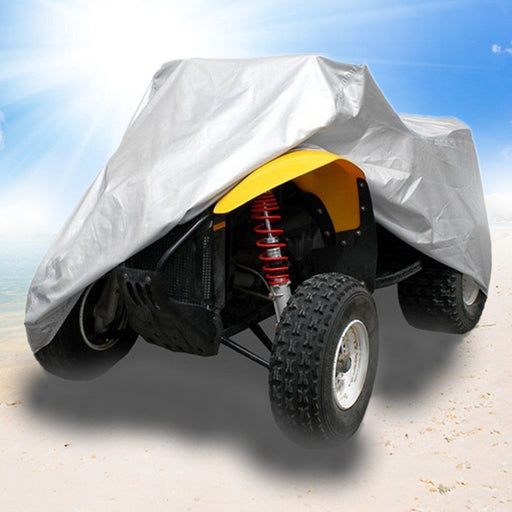 210X120X115Cm Xl Large 180T Waterproof Dust Quad Bike Tract Atv Storage Cover-ATV,RV,Boat & Other Vehicle-Mofaner Store-EpicWorldStore.com