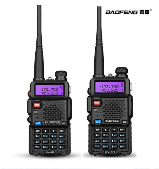 2Pcs Baofeng Uv-5R Cb Radio Vox 10 Km Walkie Talkie Pair Two Way Radio Communicador For Baofeng-Communication Equipments-Runstar Cost-Buys Radio and Walkie Talkie Store-Camo-EpicWorldStore.com
