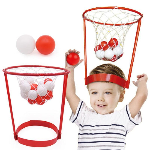 2Pcs Head Basketball Hoop+40Pcs Balls Adjustable Head Hoop Game Shooting Ball Outdoors Sport-Toy Sports-Inflatable Outlet Toys Mall-EpicWorldStore.com