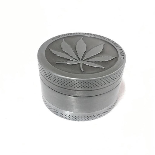 3 Parts Mini Herb Grinder Weed Smoke Tobacco Hand Muller For Hookah Shisha Water Pipe Diameter-Household Merchandises-Weed Drop Shipping Store-3layer leaf-EpicWorldStore.com