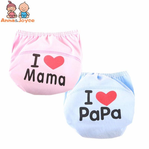 30Pc/Lot Baby Washable Diaper Reusable Nappies / Training Pants For 5-12Kg-Toilet Training-Chenfa Factory Store-EpicWorldStore.com