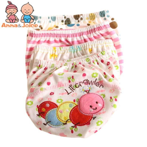 30Pcs/Lot Baby Training Pant Baby Cartoon Underwear Cotton Learning/Study Infant Pants Size 100 Suit-Toilet Training-Frist-class baby & kids-EpicWorldStore.com