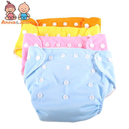 30Pcs/Lot Summer Design Adjustable Diapers Baby Diaper Childrens Underwear Reusable Nappies-Toilet Training-Frist-class baby & kids-EpicWorldStore.com