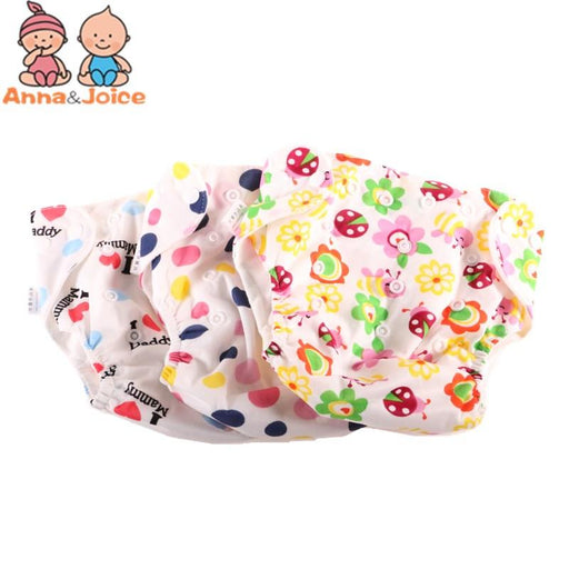 30Pcs/Lot Summer Diapers Baby Diaper Washable Learning Pants Cotton Training Pant For 5-13Kg-Toilet Training-Chenfa Factory Store-EpicWorldStore.com