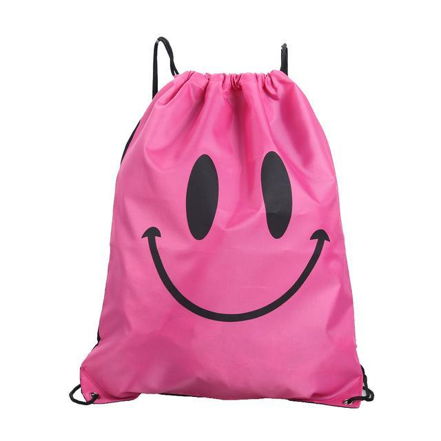 34*42Cm Double Layer Drawstring Waterproof Backpacks Colorful Shoulder Bag Swimming Bags For Outdoor-Sport Bags-Yting Outdoor Store-RedSmile-EpicWorldStore.com