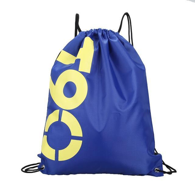 34*42Cm Double Layer Drawstring Waterproof Backpacks Colorful Shoulder Bag Swimming Bags For Outdoor-Sport Bags-Yting Outdoor Store-T90Blue-EpicWorldStore.com