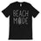 365 Printing Beach Mode Mens Relax Serene Mood Summer Tranquil T-Shirt For Gift-Apparel & Accessories-365 Printing-Black-X-Large-EpicWorldStore.com