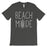 365 Printing Beach Mode Mens Relax Serene Mood Summer Tranquil T-Shirt For Gift-Apparel & Accessories-365 Printing-Cool Grey-XXX-Large-EpicWorldStore.com