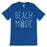 365 Printing Beach Mode Mens Relax Serene Mood Summer Tranquil T-Shirt For Gift-Apparel & Accessories-365 Printing-Royal Blue-XX-Large-EpicWorldStore.com