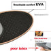 3D Premium Healthy Leather Orthotic Insole For Flatfoot High Arch Support Insoles Silicone Insoles-Shoe Accessories-foothealthy Store-35 to 36 235mm-EpicWorldStore.com