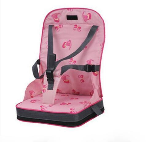 4 Colors Portable Booster Seats Baby Safty Chair Seat/Portable Travel High  Chair Dinner Seat