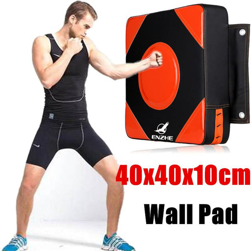 Boxing 1pc 48* 28* 10cm Kick Boxing Pads Strike Curved Arm Pad Boxing Mma Focus Muay Punch Shield Mitts Crazy Price Fitness & Body Building