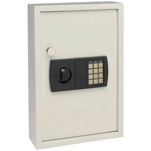 48-Key Electronic Key Safe-Computer Peripherals & Home Office-STEELMASTER(R)-EpicWorldStore.com
