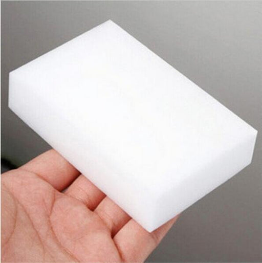 50 Pcs/Lot Melamine Sponge Magic Sponge Eraser Melamine Cleaner For Kitchen Office Bathroom Cleaning-Household Cleaning-JUFANG Store-EpicWorldStore.com