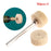 50Pcs Dremel Accessories Polishing Wheel Polishing Tools Wool Felt Metal Surface Buffing Polishing-Abrasive Tools-Manufacture Spirit Store-EpicWorldStore.com