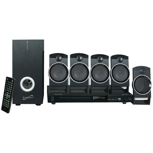 5.1-Channel Dvd Home Theater System-Home Theater & Custom Install-SUPERSONIC(R)-EpicWorldStore.com