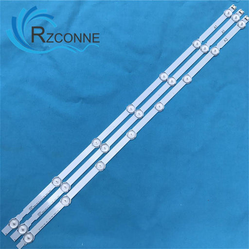 "630Mm Led Backlight Lamp Bar Strip 7/8Leds For Lg 32"" A1A2 Tv 32Ln5100 32Ln520B 6916L-1106A-Industrial Computer & Accessories-KCLCD Store-EpicWorldStore.com"