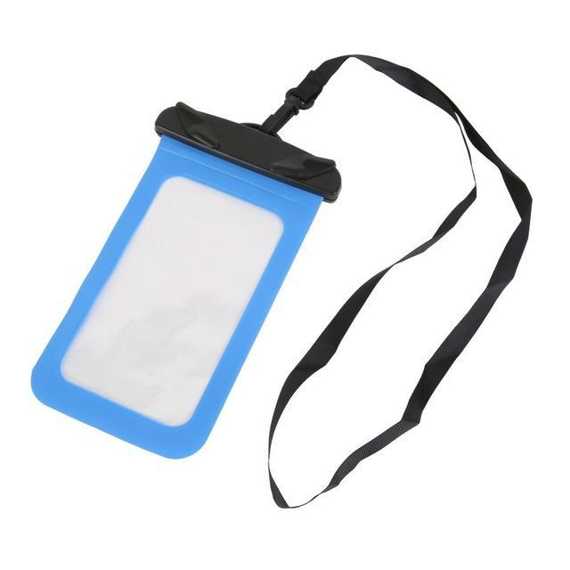 7 Colors Waterproof Multi-Style Valve Type Mini Swimming Bag For Smartphone Touch Screen Bag Phone-Sport Bags-YOU Show Store-L-EpicWorldStore.com