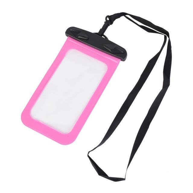 7 Colors Waterproof Multi-Style Valve Type Mini Swimming Bag For Smartphone Touch Screen Bag Phone-Sport Bags-YOU Show Store-R-EpicWorldStore.com