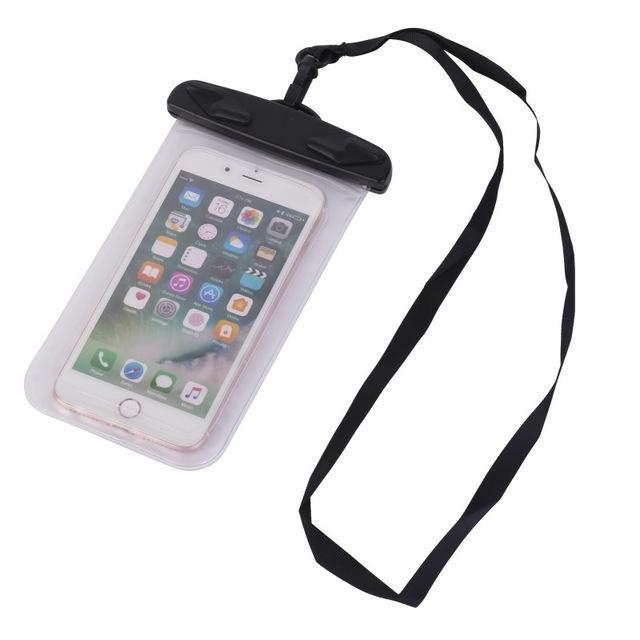 7 Colors Waterproof Multi-Style Valve Type Mini Swimming Bag For Smartphone Touch Screen Bag Phone-Sport Bags-YOU Show Store-W-EpicWorldStore.com