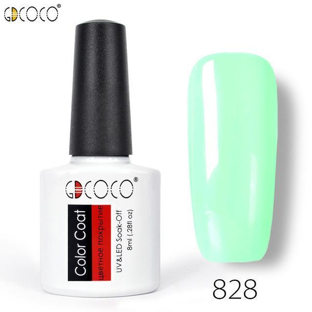 #70312 Canni Factory Supply Gdcoco Brand 8Ml Primerbase Coat, Reinfor Gel, No Wipe Top Coat, Matt-Nails & Tools-GDCOCO Official Store-828-EpicWorldStore.com
