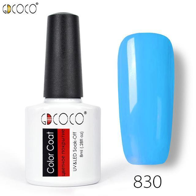 #70312 Canni Factory Supply Gdcoco Brand 8Ml Primerbase Coat, Reinfor Gel, No Wipe Top Coat, Matt-Nails & Tools-GDCOCO Official Store-830-EpicWorldStore.com