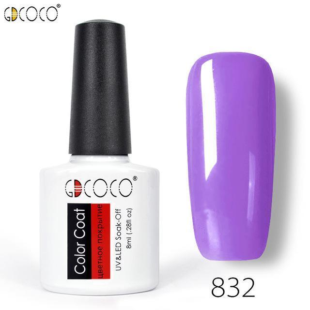 #70312 Canni Factory Supply Gdcoco Brand 8Ml Primerbase Coat, Reinfor Gel, No Wipe Top Coat, Matt-Nails & Tools-GDCOCO Official Store-832-EpicWorldStore.com