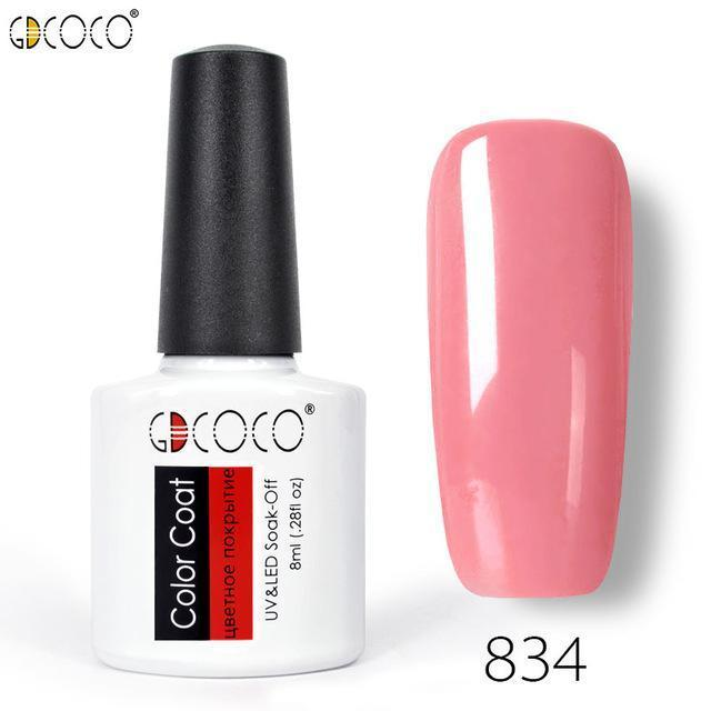 #70312 Canni Factory Supply Gdcoco Brand 8Ml Primerbase Coat, Reinfor Gel, No Wipe Top Coat, Matt-Nails & Tools-GDCOCO Official Store-834-EpicWorldStore.com