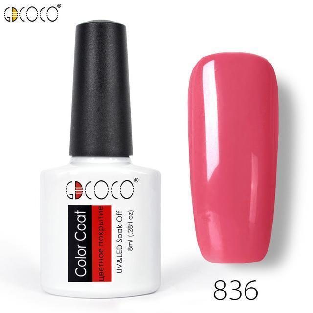 #70312 Canni Factory Supply Gdcoco Brand 8Ml Primerbase Coat, Reinfor Gel, No Wipe Top Coat, Matt-Nails & Tools-GDCOCO Official Store-836-EpicWorldStore.com