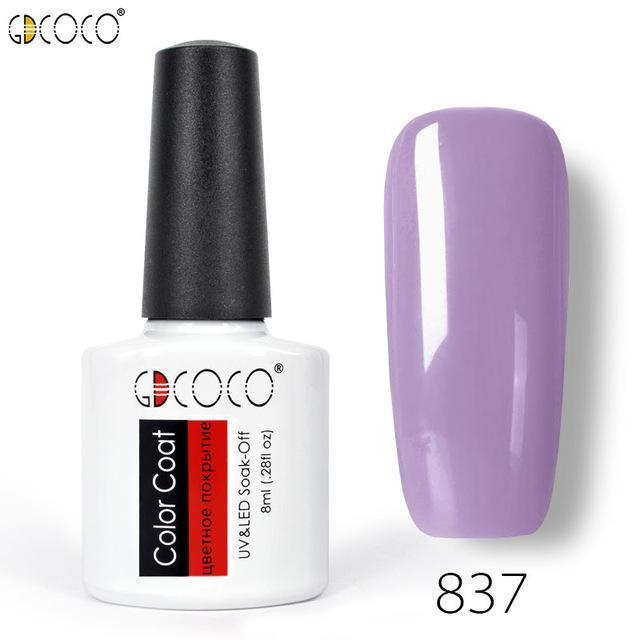 #70312 Canni Factory Supply Gdcoco Brand 8Ml Primerbase Coat, Reinfor Gel, No Wipe Top Coat, Matt-Nails & Tools-GDCOCO Official Store-837-EpicWorldStore.com