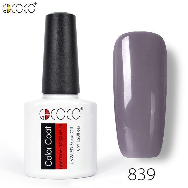 #70312 Canni Factory Supply Gdcoco Brand 8Ml Primerbase Coat, Reinfor Gel, No Wipe Top Coat, Matt-Nails & Tools-GDCOCO Official Store-839-EpicWorldStore.com