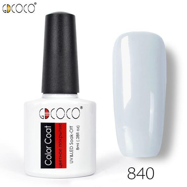 #70312 Canni Factory Supply Gdcoco Brand 8Ml Primerbase Coat, Reinfor Gel, No Wipe Top Coat, Matt-Nails & Tools-GDCOCO Official Store-840-EpicWorldStore.com