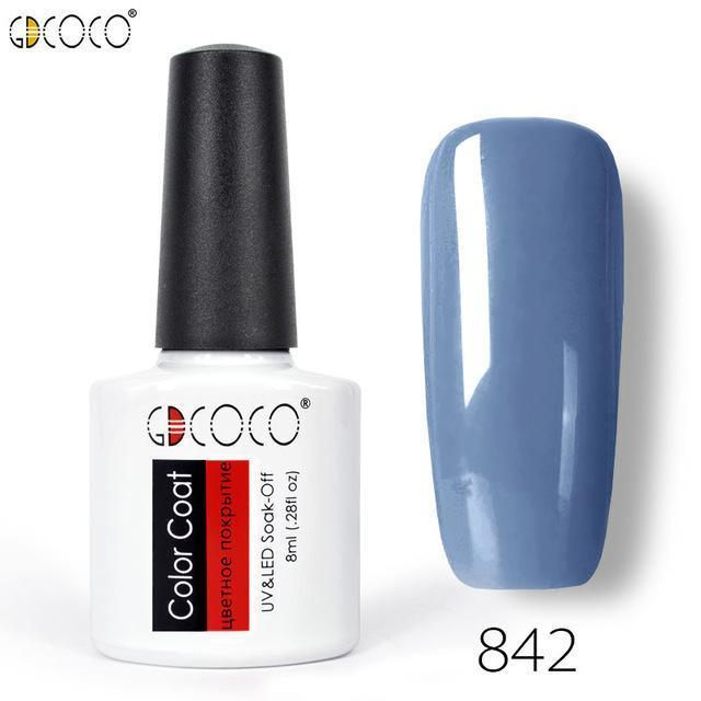 #70312 Canni Factory Supply Gdcoco Brand 8Ml Primerbase Coat, Reinfor Gel, No Wipe Top Coat, Matt-Nails & Tools-GDCOCO Official Store-842-EpicWorldStore.com
