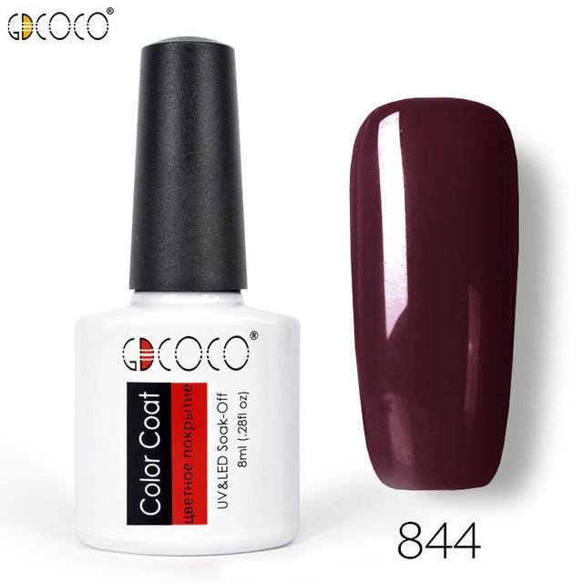 #70312 Canni Factory Supply Gdcoco Brand 8Ml Primerbase Coat, Reinfor Gel, No Wipe Top Coat, Matt-Nails & Tools-GDCOCO Official Store-844-EpicWorldStore.com