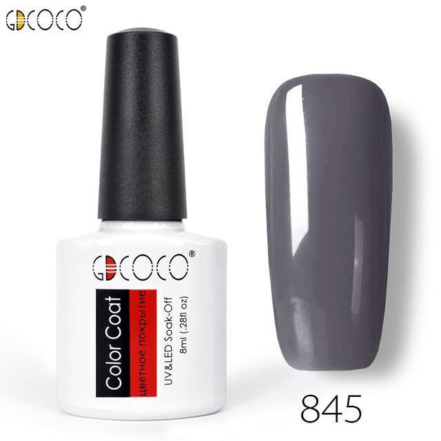 #70312 Canni Factory Supply Gdcoco Brand 8Ml Primerbase Coat, Reinfor Gel, No Wipe Top Coat, Matt-Nails & Tools-GDCOCO Official Store-845-EpicWorldStore.com