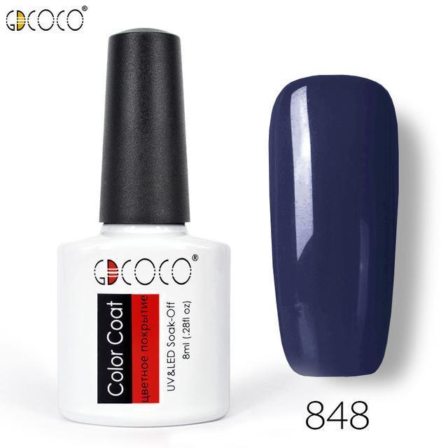 #70312 Canni Factory Supply Gdcoco Brand 8Ml Primerbase Coat, Reinfor Gel, No Wipe Top Coat, Matt-Nails & Tools-GDCOCO Official Store-848-EpicWorldStore.com
