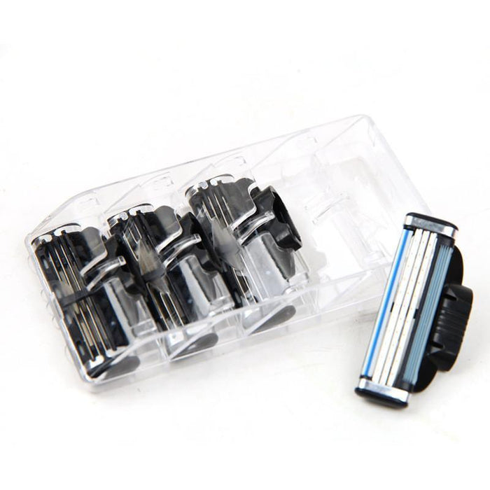 8Piece/Set Shaving Razor Blades For Mens Face Shaver Standard For Ru&Euro,Aaaaa Razor Blades-Shaving & Hair Removal-Grasse Fragrances Store-EpicWorldStore.com