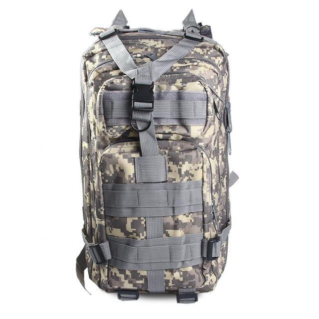 264ca4ede5 9Colors 3P Outdoor Tactical Backpack 30L Military Bag Army Trekking Sport Travel  Rucksack Camping-Sport