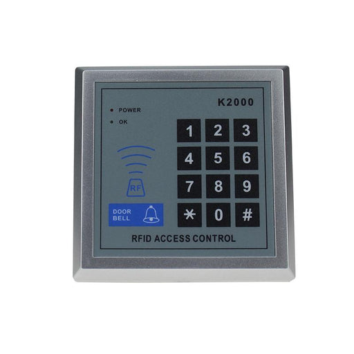 A Complete Set Of Rfid Door Access Control System Kit Set With Lock Rfid Keypad+Power+Magnetic-OBO Security Store-EpicWorldStore.com