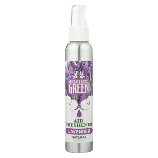 Absolute Green - Air Freshener Lavender - Case Of 12-4 Oz-Eco-Friendly Home & Grocery-Absolute Green-EpicWorldStore.com