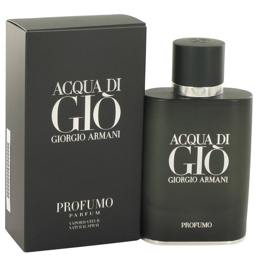 Acqua Di Gio Profumo By Giorgio Armani Eau De Parfum Spray 2.5 Oz For Men-Beauty & Fragrance-Giorgio Armani-EpicWorldStore.com